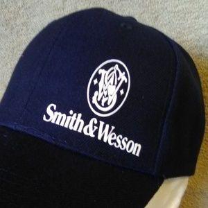Hat Cap Smith & Wesson Firearms 2nd Amendment Hunt